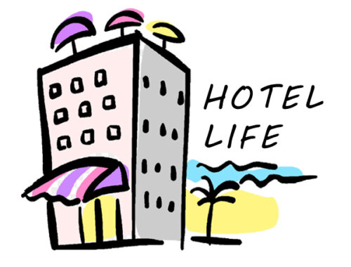 Hotel Life cover
